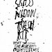 grass widow trash kit flyer