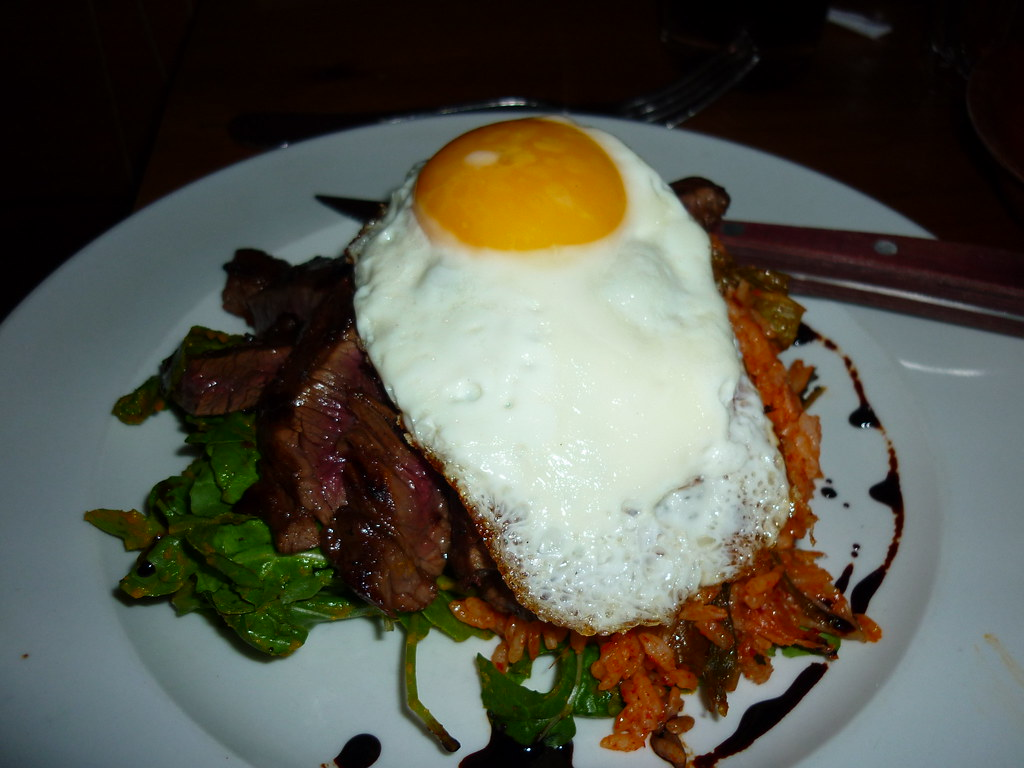 Korean style steak and eggs! YUM! | This was a ...