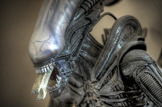 Alien HDR Test | by Pug50