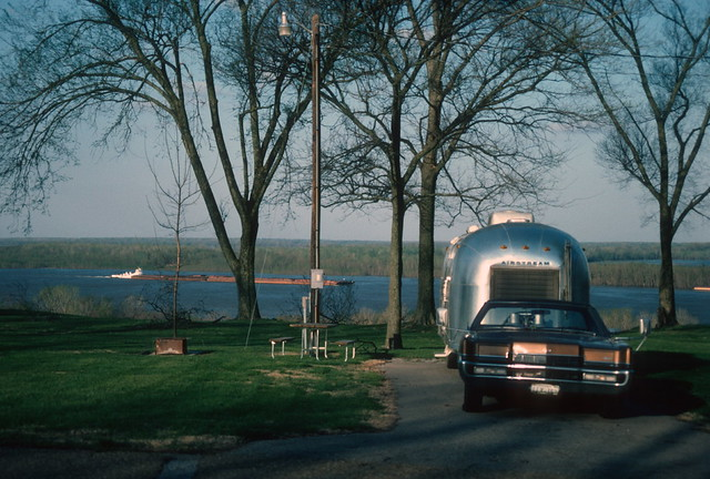 Campground Beside Mississippi River Columbus Belmont