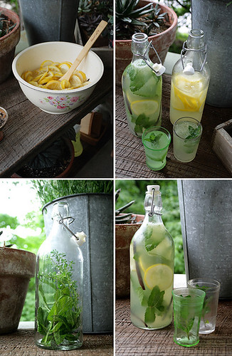 home made lemonade | by the style files