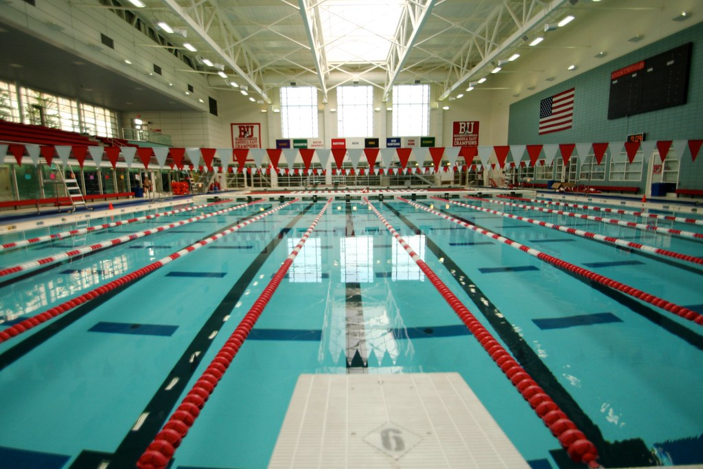 Bu Competition Pool The Boston University Fitness Recrea Flickr