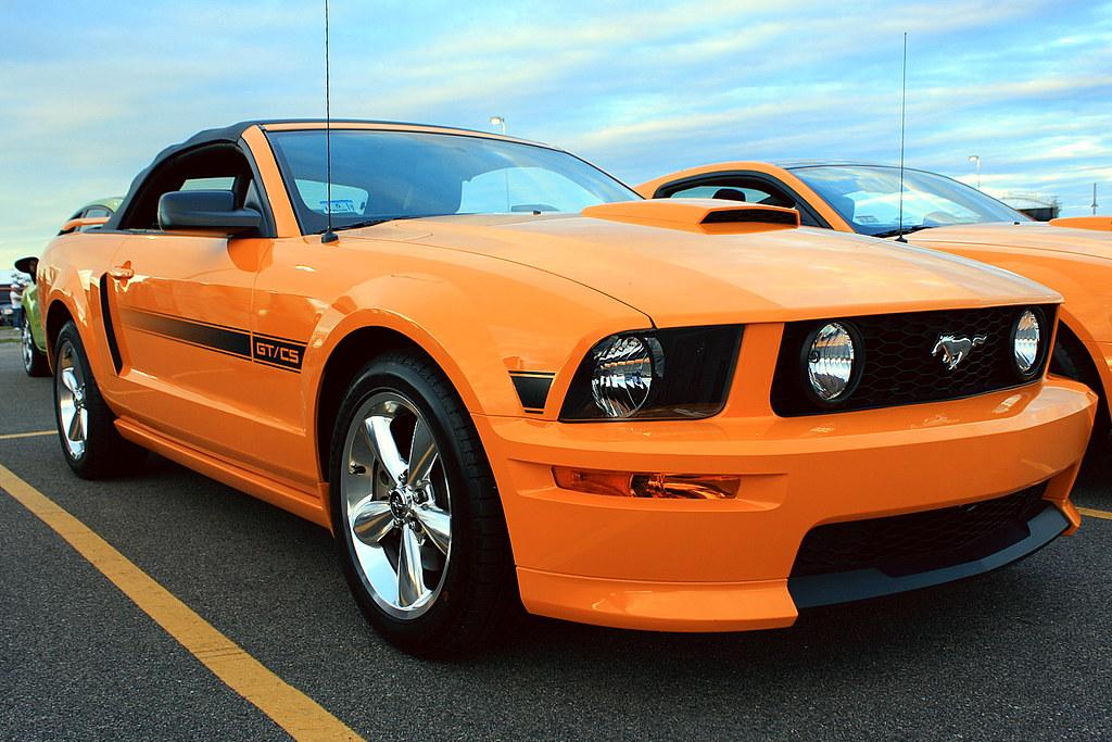 2007 Mustang Gt Cs California Special Edition New