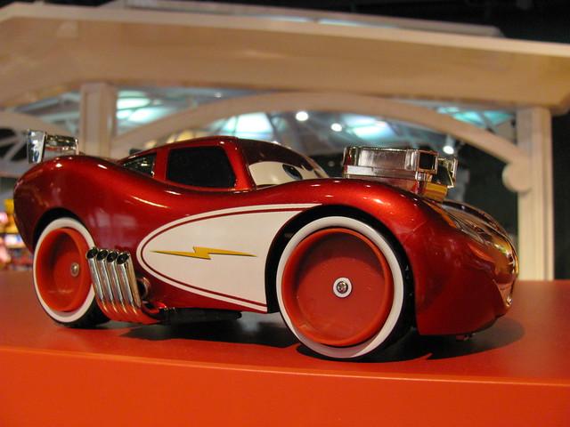 Disney Store Cars  Apc Tomber