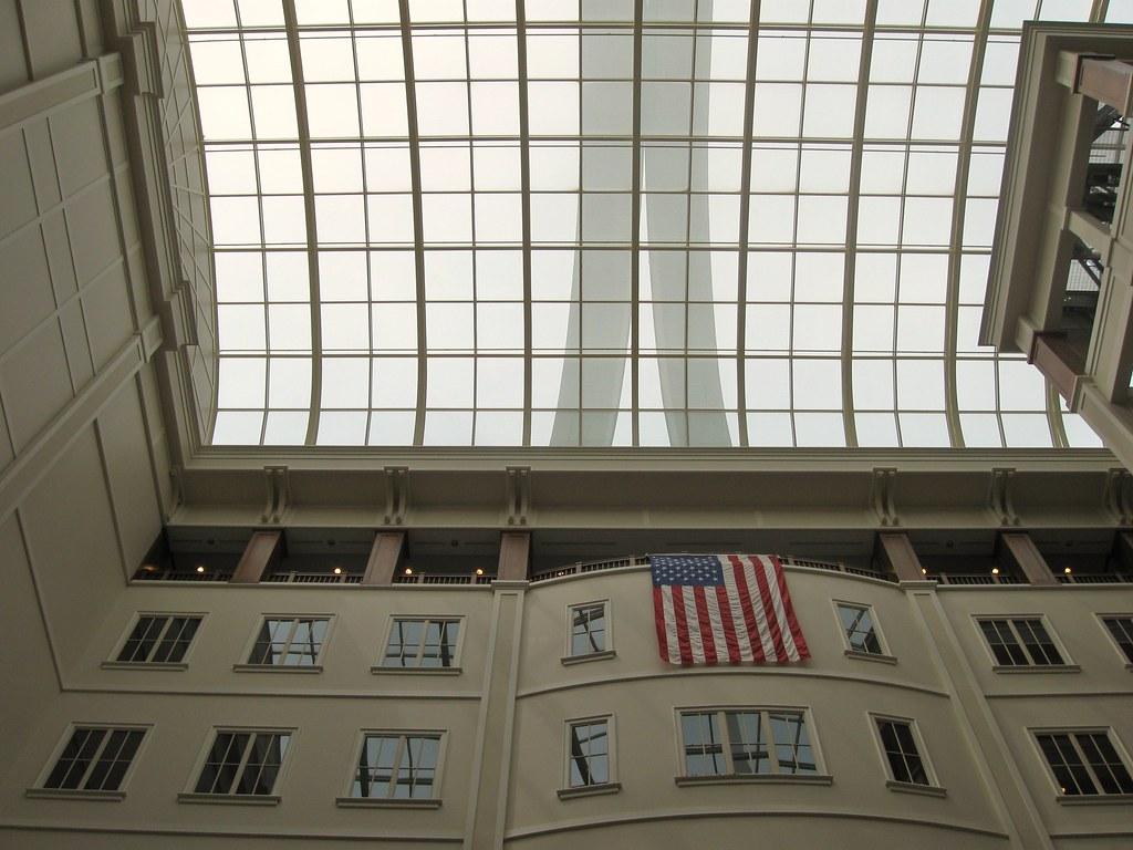 ... Longaberger Basket Company Headquarters, Newark, Ohio | By Dan Stiver
