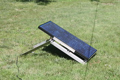 Solar Panel to Charge Batteries
