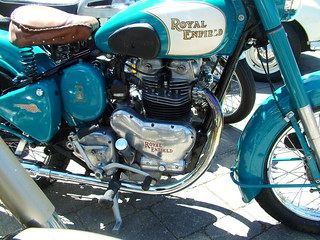 Royal Enfield Constellation 700 engine | by kenjonbro