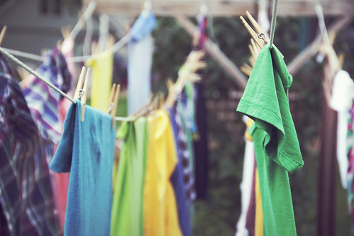 Clothes line. | by Sarah Jane- Lovely Ember Photography