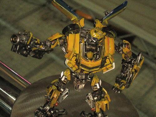 74 Camaro Bumblebee Custom Robot Mode Visit Our Website
