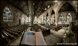 365-364 View From The Pulpit St Wulframs Church Grantham Lincs, UK | by @HotpixUK -Add Me On Ipernity 500px