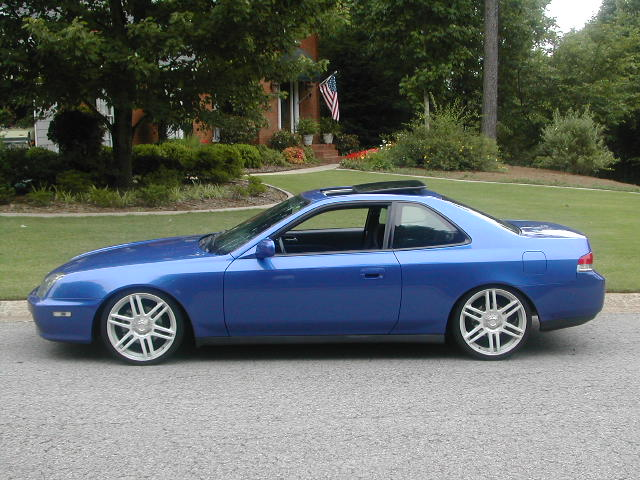 2001 Honda Prelude Outside Of One Of My Friend S Place
