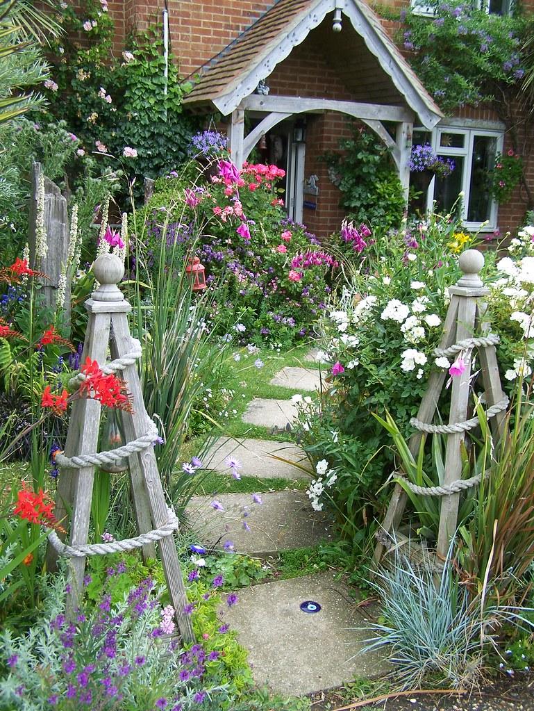 Райский сад своими руками