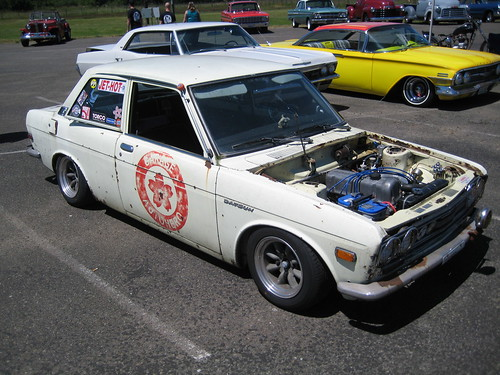 Billetproof - Datsun 510 | by Hugo-90