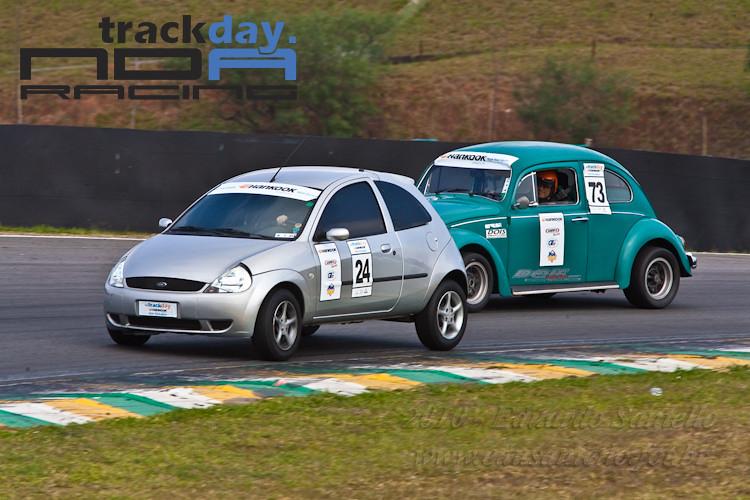 Ford Ka   X Vw Fusca By Santello