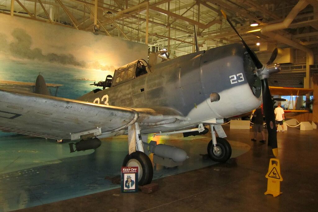 O Ahu Honolulu Ford Island Pacific Aviation Museum