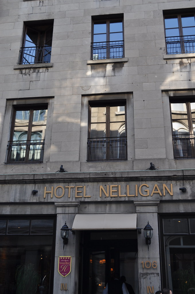 The Nelligan Hotel Montreal