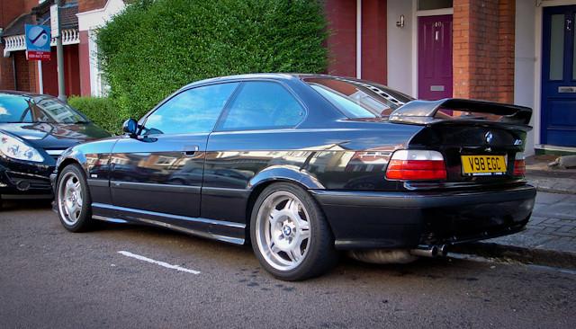E36 M3 Evo GT2 Carbon Spoiler