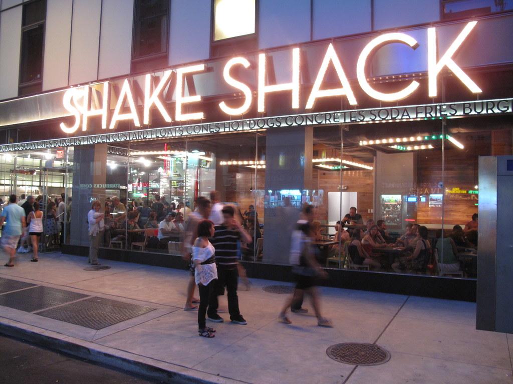 Is Shake Shack Dog Friendly Skokie