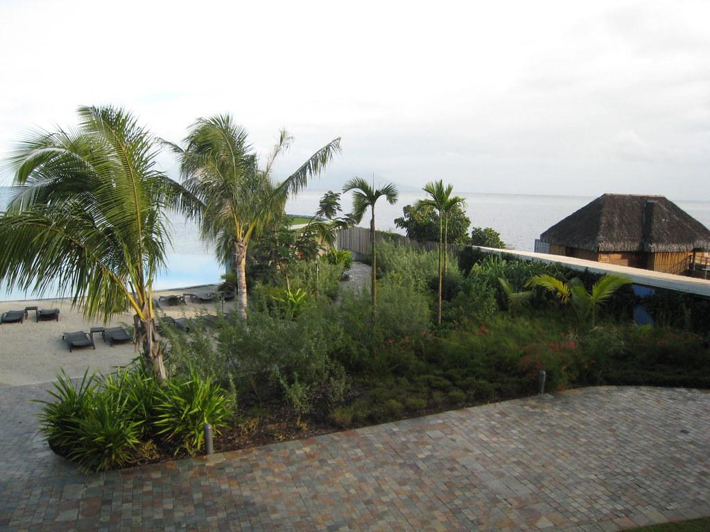 Intercontinental Tahiti Room Service
