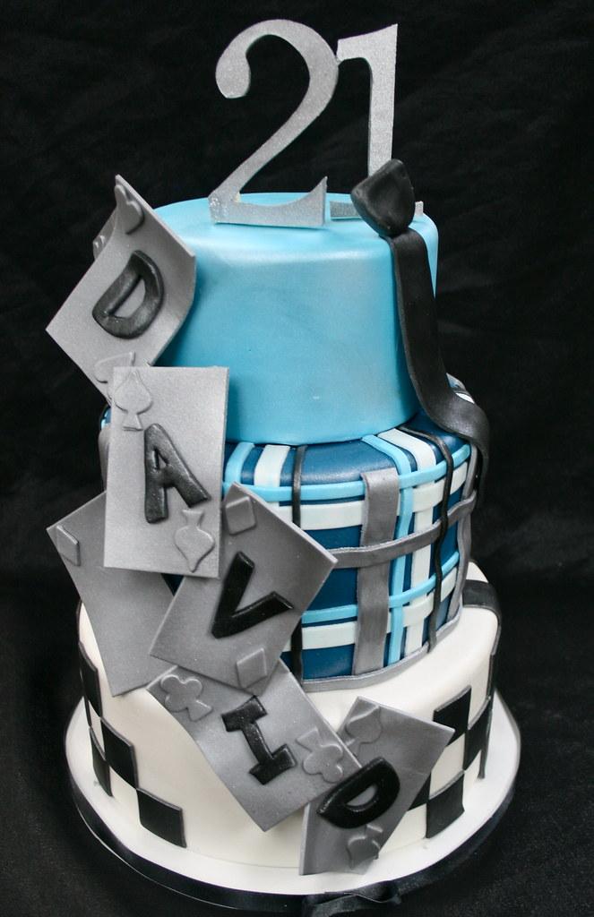 David Henrie S 21st Birthday Cake David Henrie Of