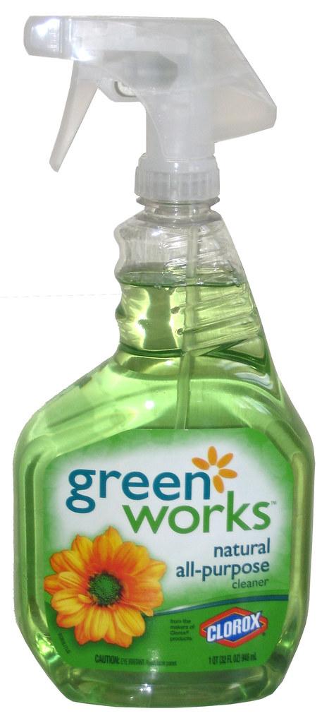 Clorox Green Works Natural AllPurpose Cleaner theimpulsivebuy