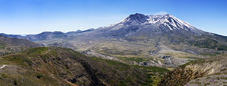 A sight to behold (Mount St. Helens Panorama) | by Timo Erkkilä
