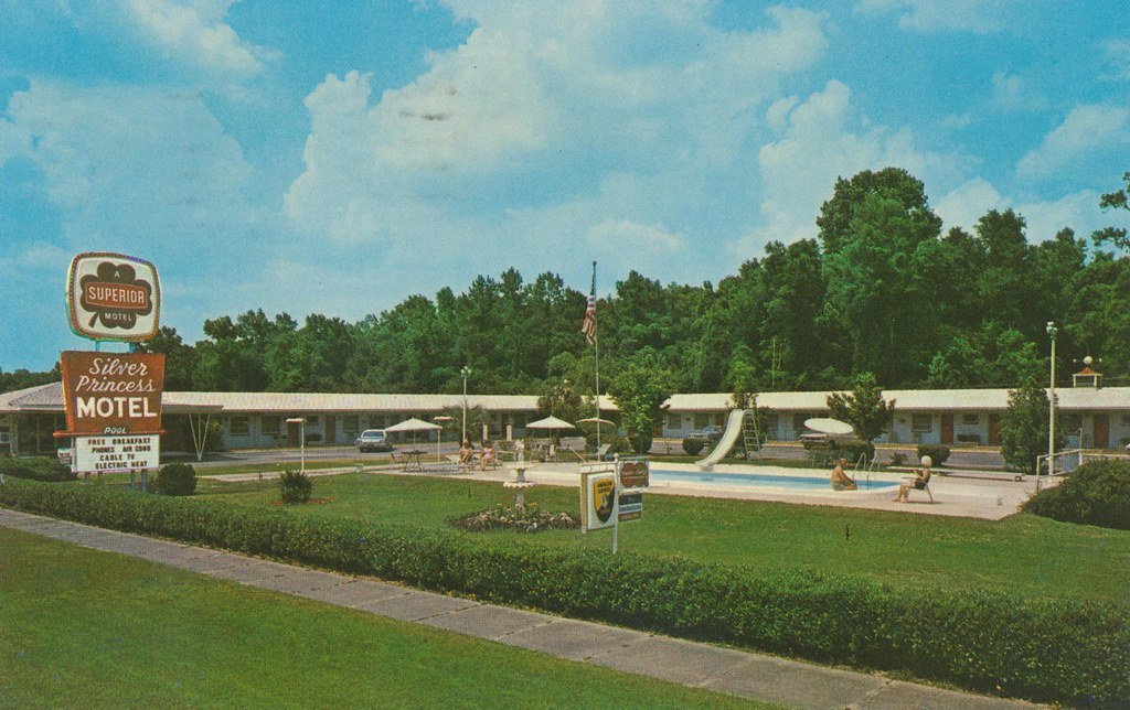 Silver Princess Motel - Ocala, Florida
