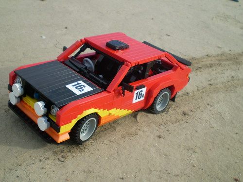 1978 Ford Escort Mk2 Rally Car | by />ylan/>.