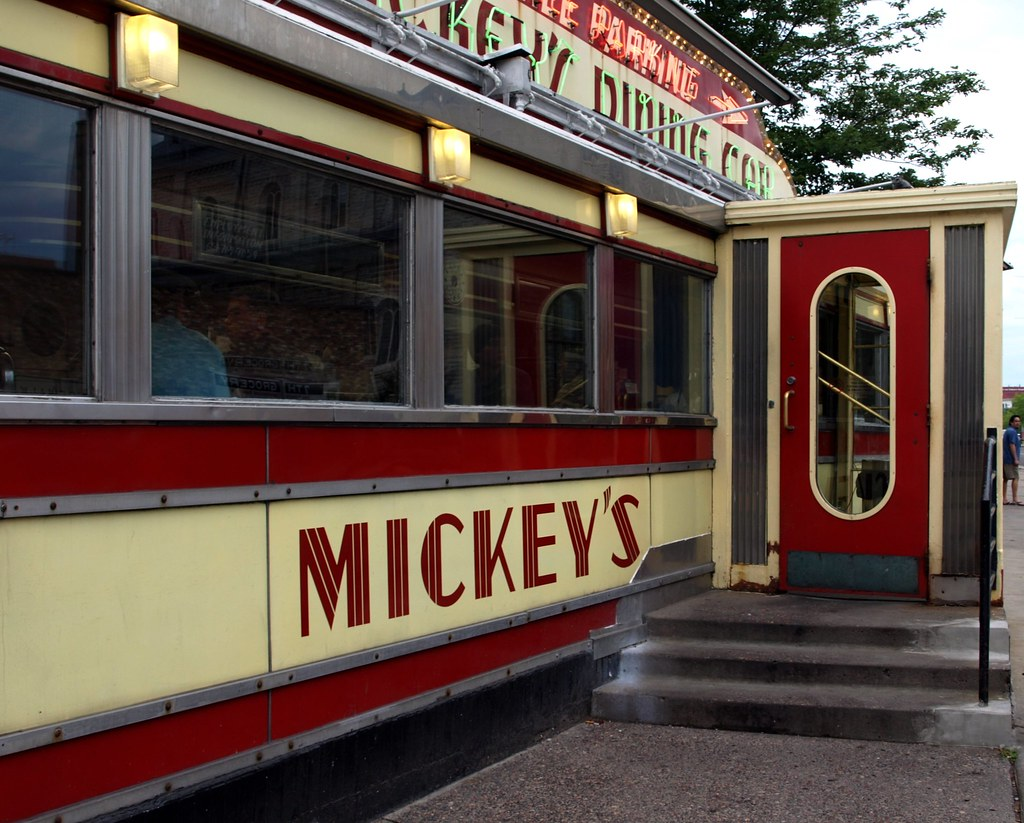 mickey 39 s dining car st paul mn jenny flickr. Black Bedroom Furniture Sets. Home Design Ideas