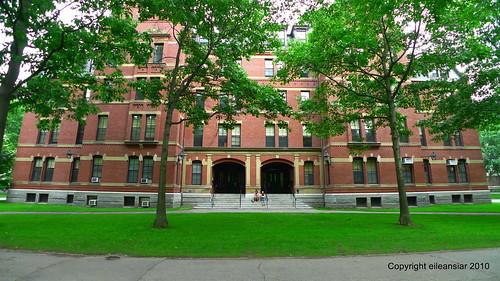 Harvard College Dorms Series Harvard College