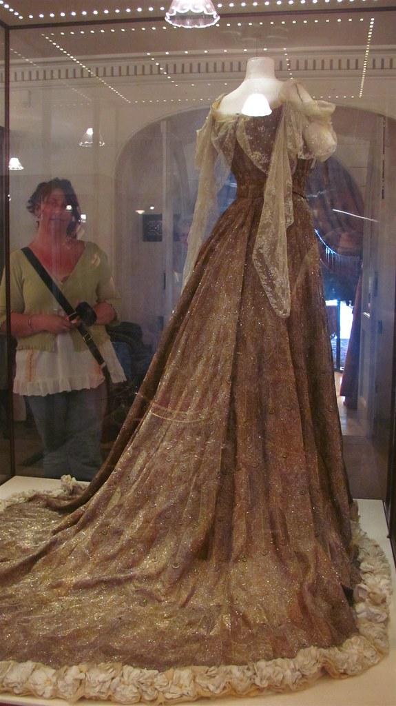 Silken Peacock Dress The Famous Peacock Dress Worn By
