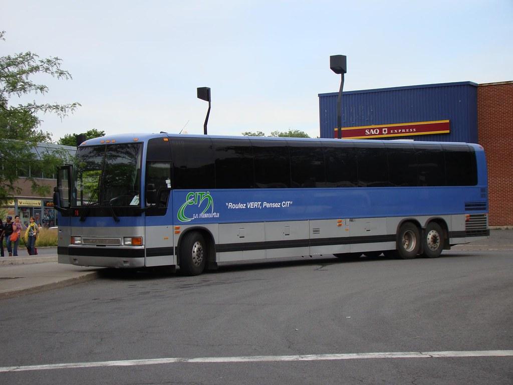 Cit La Presqu Ile Transbus 76 Cote Vertu 2003