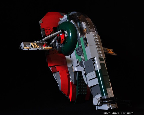 Star Wars Lego 8097 Slave 1 | by KatanaZ