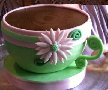 TEA CUP CAKE (2) | Tea Cup Cake - thanks to cupcakeenvy ...