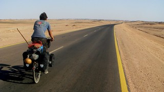 Crossing the Sahara: Staring at the abyss | by BetterLifeCycle
