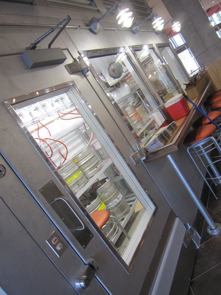 Fire Works draught system (01) | Just inside the front door,… | Flickr