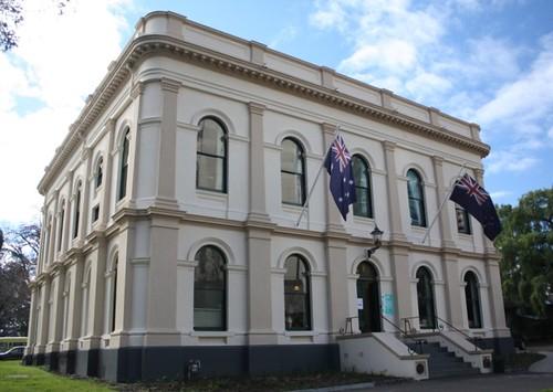 royal society exterior royal society of victoria