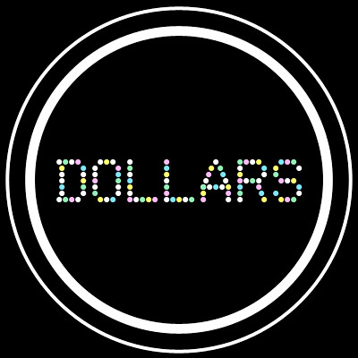 Dl Dollars Symbol Of The Group Dollars From The Anime