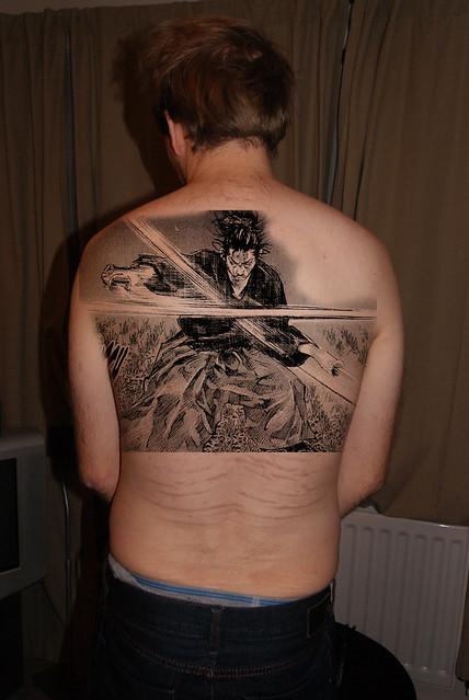 Richs Tattoo 2010