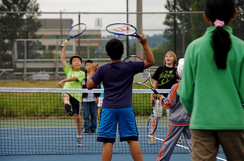 tennis at marymoor king county parks your big backyard flickr