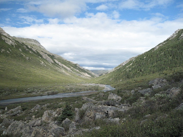 v shaped valley - photo #29