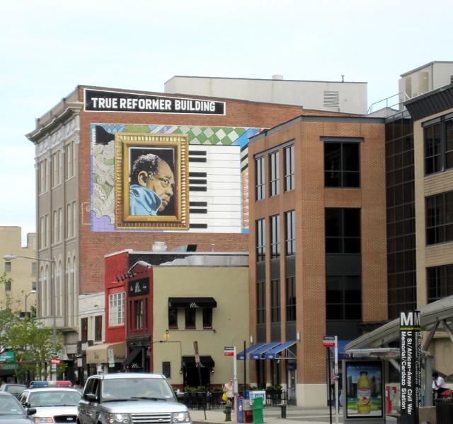 Photo for Duke ellington mural