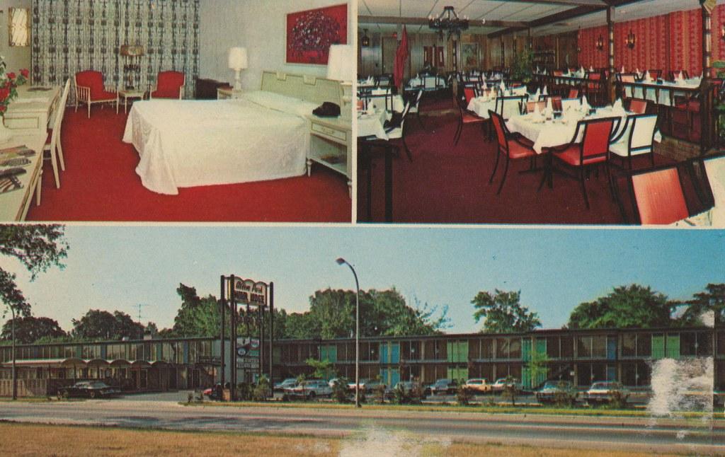 Allen Park Motor Lodge - Allen Park, Michigan