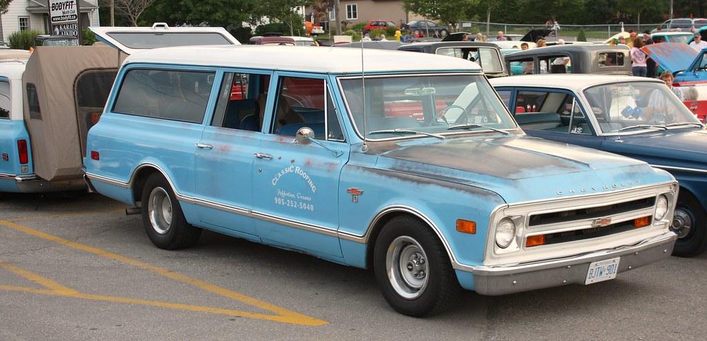 1968 Chevrolet Suburban | Download 36,000. | Richard ...