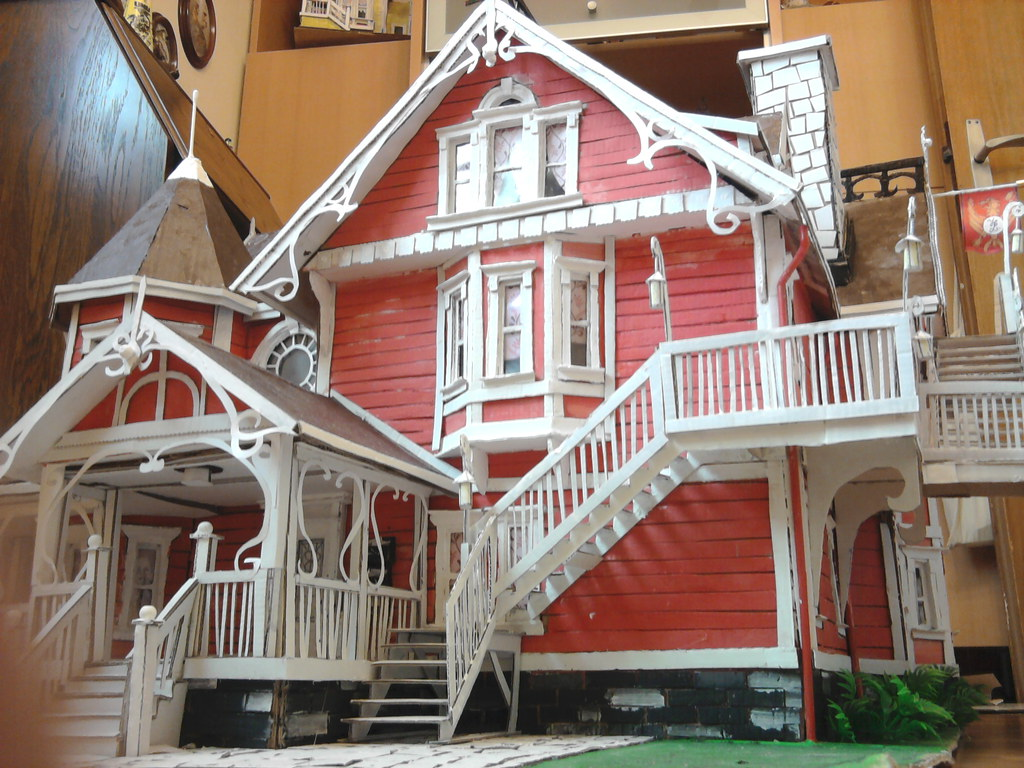 coraline house made by hubert lengdorfer my fanpage i