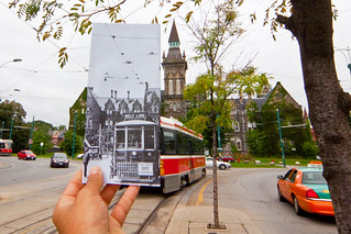 Travelling through time on the Spadina Streetcar | by sectionsix.net