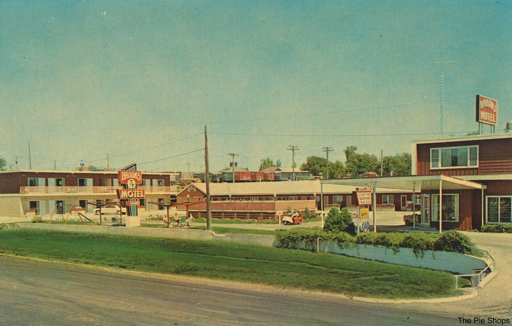 Brooks Motel - Norton, Kansas