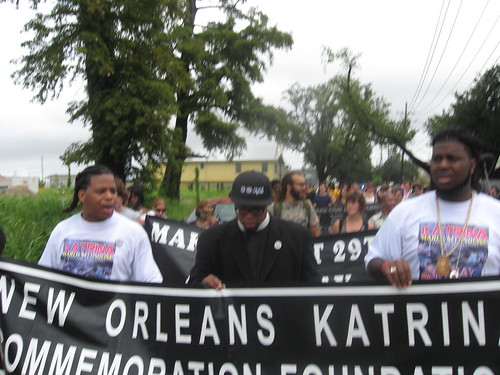 5th Annual Hurricane Katrina Commemoration - March | by Hip Hop Caucus
