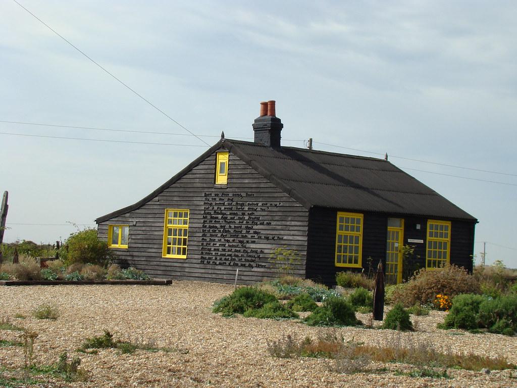 Old Beach House Quaint Beach Cottage On Dungeness Beach
