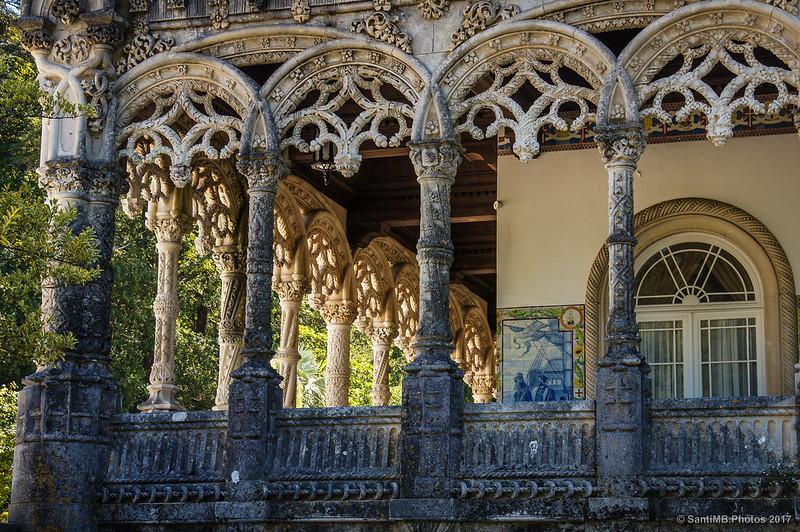 Detalle del hotel Palace do Buçaco